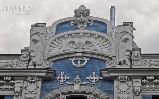 Jugendstil en Riga